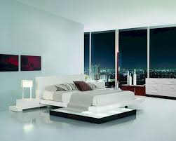 Modern Platform Bedroom Set Platform Beds Sets