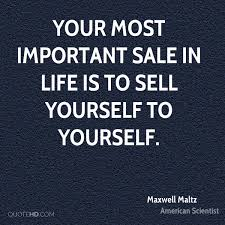 Sale Quote Maxwell Maltz Quotes Quotehd