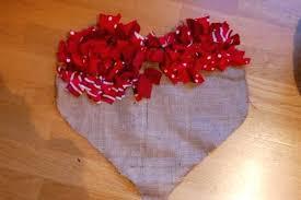 heart shaped rug crochet pattern hot pink