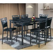 Pub Height Kitchen Table Sets Best Quality Furniture 7 Piece Counter Height Dining Table Set