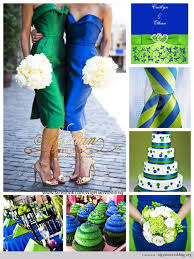 navy blue and lime green party theme | royal blue and lime green ...