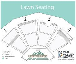Gerald Ford Amphitheater Seating Chart Gerald R Ford