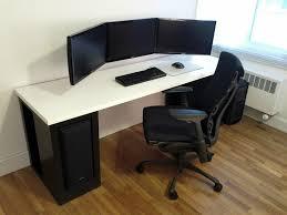Info at: http://bit.ly/Battlestation. Gaming Computer DeskCheap Gaming  DeskCool ...