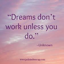 Following Your Dreams Quote