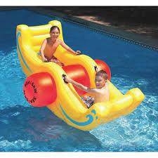 pool toys. Beautiful Toys Sea Saw Rocker Pool Float On Toys L