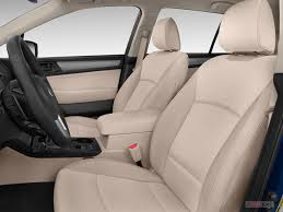 2017 subaru outback front seat