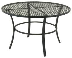round metal patio table page 5 line