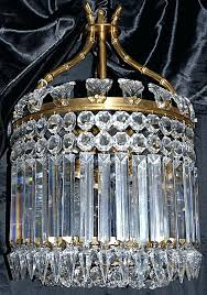 replacement crystal for chandeliers