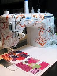 52 best Longarm Quilting images on Pinterest | Baby quilts, Crafts ... & Quiltastick - Longarm Quilting Machine Decals and Stickers, use to bling my  mixer after I get tired of the present bling. Adamdwight.com