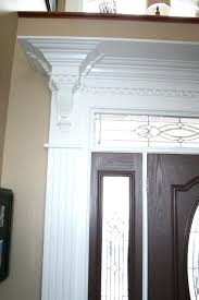 exterior crown molding ideas. exterior front door crown molding ideas home captivating interior around gallery i