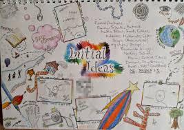 gcse art year 10 initial ideas for a final piece by daintystain