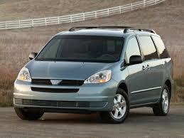2004 Toyota Sienna Vienna VA | Arlington Fairfax Reston Virginia ...