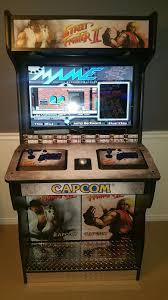 Raspberry Pi Game Cabinet Man Cave Arcade