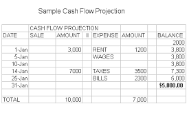 Budget And Cash Flow Statements