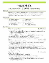 Sample Professional Resume Format For Experienced Fresh Free Free