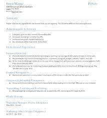 Sample Chronological Resume Free Chronological Resume Sample Philippines Standard Resume 64
