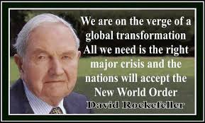 A Sheep No More : Rockefeller - New World Order Quotes