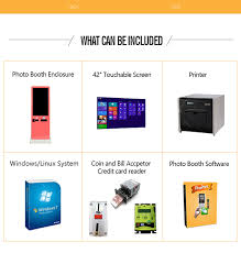 Vending Machine For Sale Ebay Simple Coin Operated Photo Booth Kiosk Photo Vending Machine For Sale