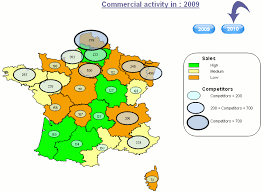 Excel Map Chart Add In Excel Add On For Map And Data Visualization
