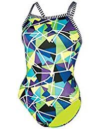 Dolfin Uglies V 2 Back Swimsuit (Rock Candy, 30)