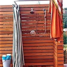 R Outdoor Shower Screen Diy