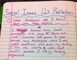 two reflective teachers social issues book club unit reflection i d love to hear other ways students reflect at the end of units in reading and writing workshop so please share we began our historical fiction book club