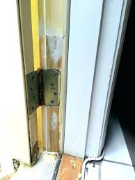 repair interior door frame how to replace a door jamb front door jamb frame repair cost