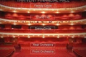 Metropolitan Opera Seating Chart Orchestra