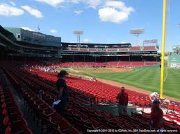 fenway park seating best seats for