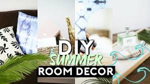 Diy Summer Room Decor Tumblr Inspired Minimal Easy