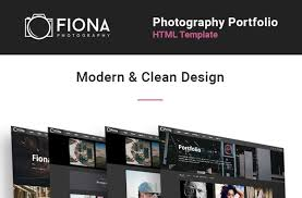 50 Best Photography Website Templates 2019