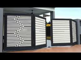 Home Gate Design Creative