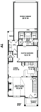 house plan for small lot plans lots beauty home design single story narrow full size