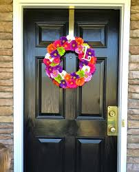 front door decor summerFront Door Decorative Hardware Fall Wreath Ideas Cover Letter