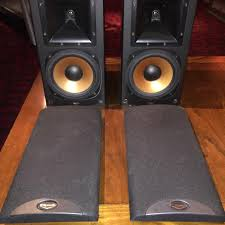 vintage klipsch bookshelf speakers. klipsch reference rb-5 ii bookshelf speakers...other vintage speakers b