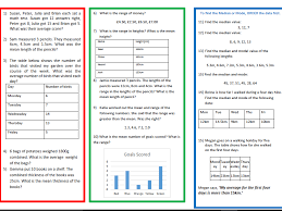 A Worksheet on Square and Cube Numbers for Year 6 Students by ...