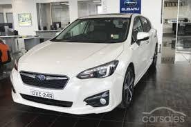 subaru impreza 2015 hatchback white. Beautiful White 2018 Subaru Impreza 20iS G5 Auto AWD MY18 Inside 2015 Hatchback White