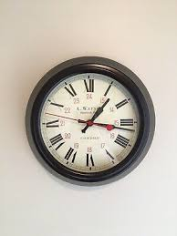 beautiful wall clock for