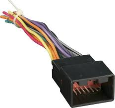 metra wiring harness for select 1998 2008 ford vehicles multi 70 Wiring Harness Diagram metra wiring harness for select 1998 2008 ford vehicles multicolored angle_standard