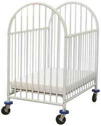 compact nursery furniture. Get Quotations · LA Baby Arched Metal Compact Crib White Nursery Furniture