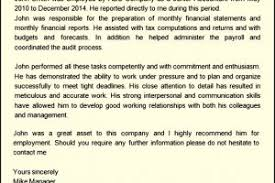 recommendation letter sample recommendation letter sample doc     Employment Reference Letter Samples Free  Reference Letter