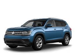 Vw Atlas Trim Comparison Chart 2019 2019 Volkswagen Atlas Model Details New Century Volkswagen