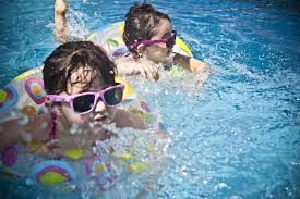 pool water. Why You Should Think Twice Before Getting In A Pool Water