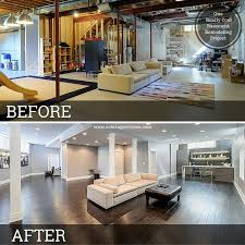 basement remodel photos. Brilliant Basement Basement Remodels Before And After Remodel Ideas For Photos