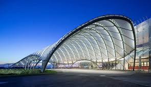 Tensile Structure Design Pdf Tensioned Membrane Structures Fabric Roofing Birdair Inc