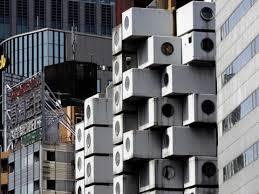 Small Picture Kisho Kurokawas Nakagin Capsule Tower Business Insider