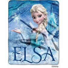 Frozen Throw Blanket Walmart