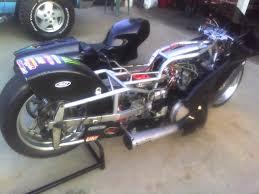 kawasaki s c drag bike