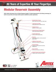 amazon com airtex e3500m fuel pump module assembly automotive from the manufacturer fuel pump module assembly airtex
