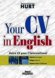 Resultado de imagem para Your CV in English